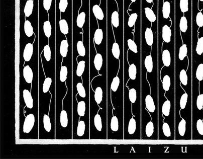 Laizu scarf designs