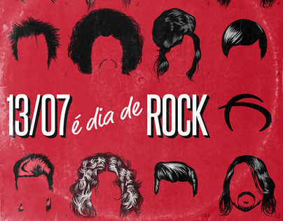 Bradesco Dia do Rock (Facebook)