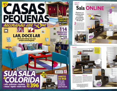3D - Revista Casas Pequenas 2