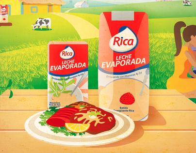 Rica Dominican Gastronomic Heritage 2011