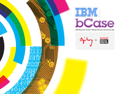 IBM bCase iPad App