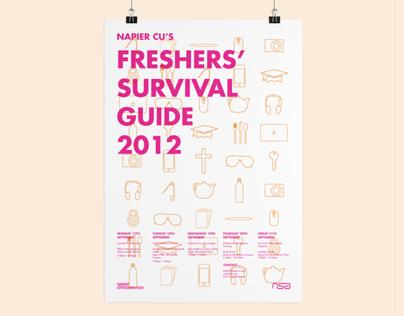 Napier Christian Union: Freshers 2012