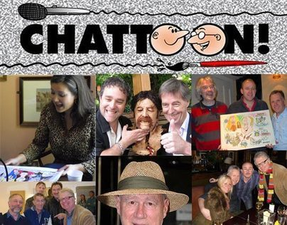 Chattoon! The chat show with cartoons