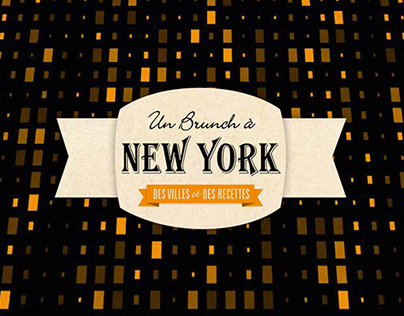 Un brunch à New York