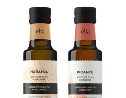 Èlia, aromatic olive oils
