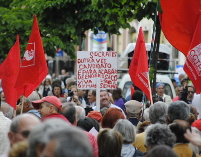Photo report: Workers Day Manifestation, 1st of May