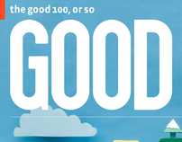 GOOD Magazine (internship)