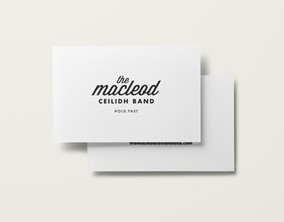 The Macleod Ceilidh Band
