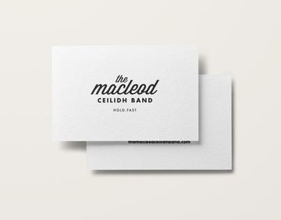 The Macleod Ceilidh Band