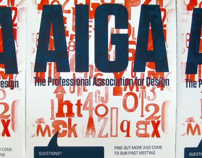 AIGA Recruitment