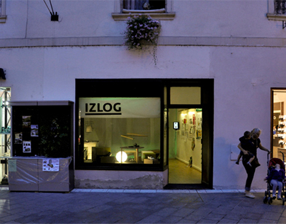 IZLOG, design exhibition