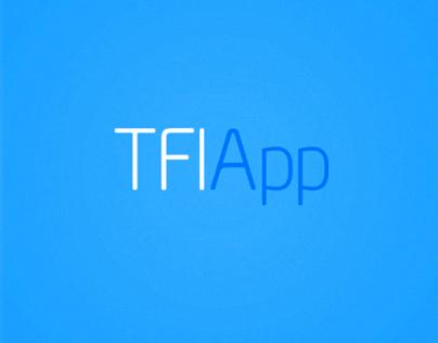 TFIApp Web Application