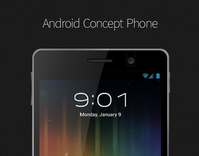 Android Concept Phone