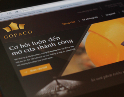 GOPACO Web Design