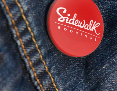 sidewalk bookings