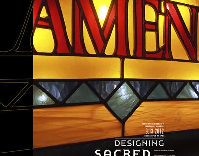 Religious Architecture Poster Series