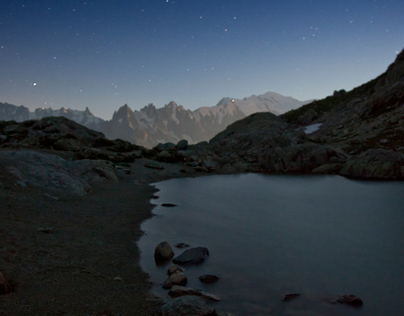Alpine Nightscapes