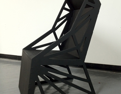 VELOCITY: CNC Milled Chair