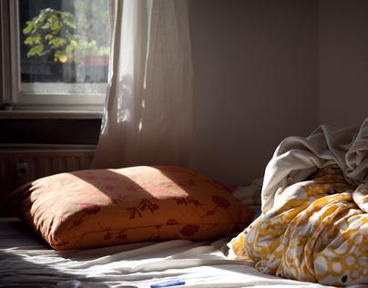 In beds of strangers / In fremden Betten