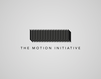The Motion Inititative. Logo Design.