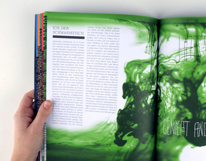 Rhizom 13 Magazine