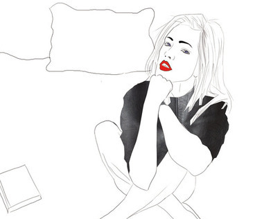 FASHION ILLUSTRATIONS SERIE I