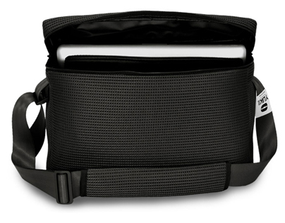 MD 10 under-arm laptop bag for MADEIRADIG Festival