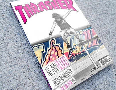 Thrasher Magazine Project