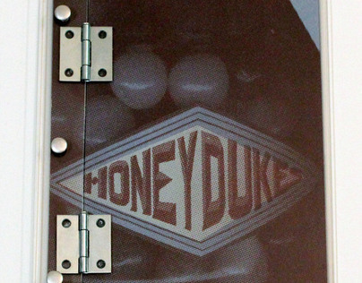 Honeyduke's Book