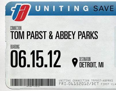Uniting -- Save the date