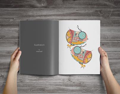 Illustration limited serie