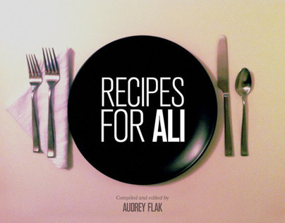 Recipes For Ali