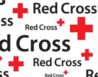 Total Branding Design for Red Cross