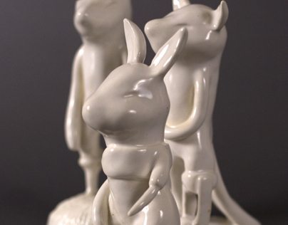 The Paw Maker Porcelain