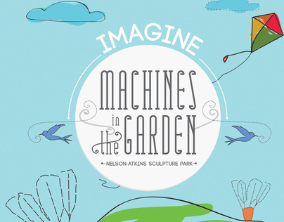 IMAGINE: Machines in the Garden