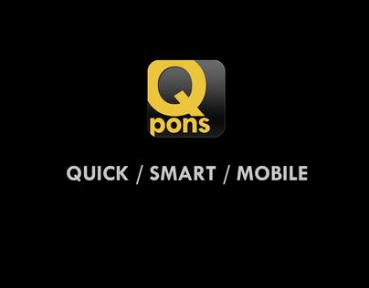 Qpons - iOS Application