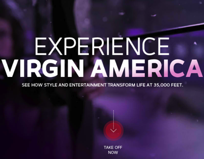 Experience Virgin America - Mobile