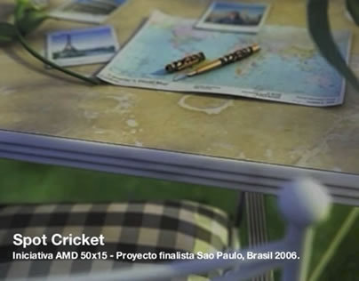 AMD Cricket / Video Spot