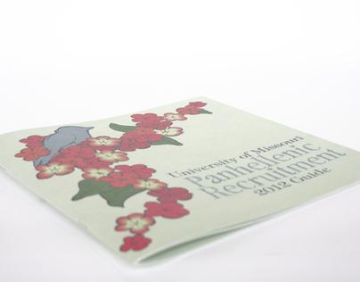 Panhellenic Recruitment Booklet