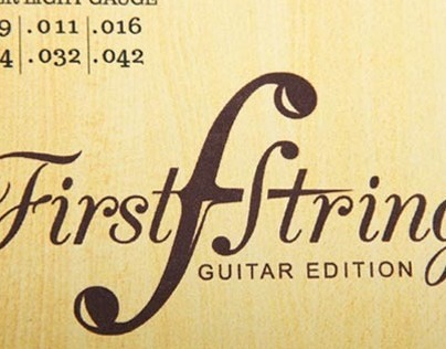 Firststrings Guitar strings