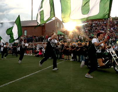 Ohio University Motivational Video- Week 3 Marshall
