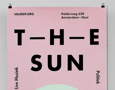 The Sun Rises in the East —Op de Valreep