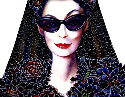 Diane Pernet, A Shaded View on Fashion