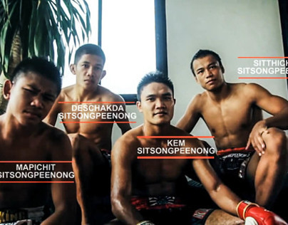 Sitsongpeenong Thai Fighter Highlight 2012