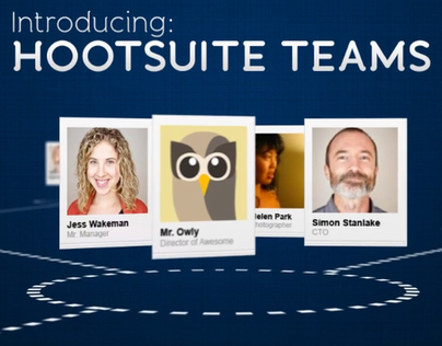 HootSuite Teams Release Video