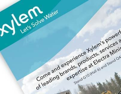 Xylem Full Page Advertisement