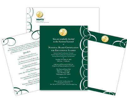 Corporate Invitation Suite