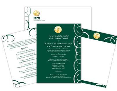 Corporate Invitation Suite