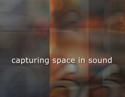 capturing space in sound/_exploration