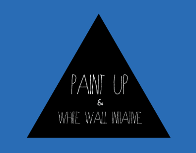Paint Up | White Wall Initiative